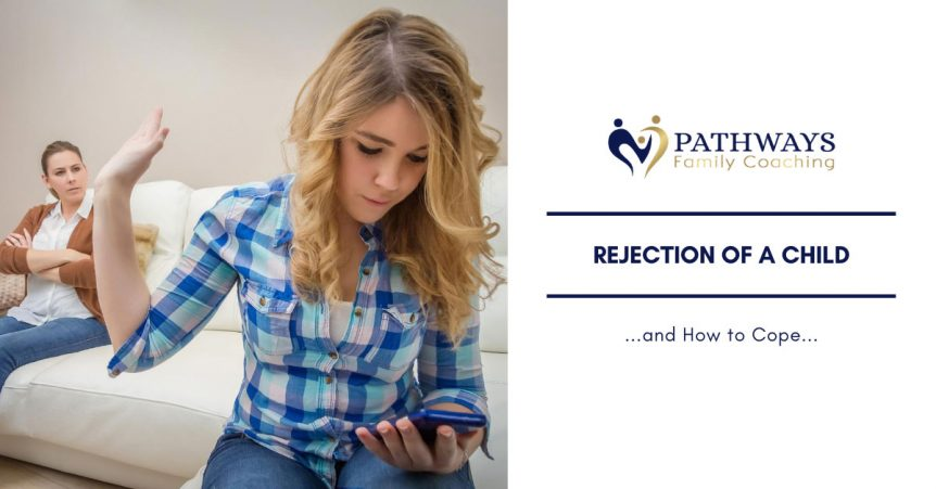 coping with child rejection